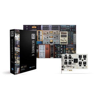 Universal Audio UAD-2 PCIe Thunderbolt - OCTO Ultimate 4