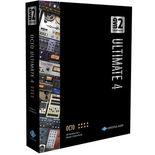Universal Audio UAD-2 PCIe Thunderbolt - OCTO Ultimate 4 - Boxed