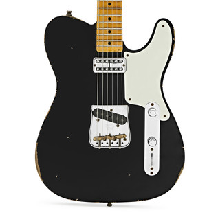 Fender Custom Shop Limited Relic Tele Caballo Tono, Black