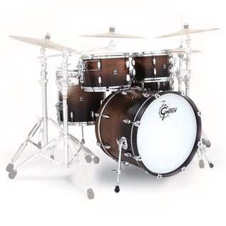 Gretsch Shell Set Renown Walnut, Gloss Natural
