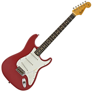 Fender Custom Shop Postmodern Journeyman Relic Strat, Dakota Red
