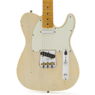 Fender Custom Shop Postmodern Journeyman Relic Tele, White Blonde