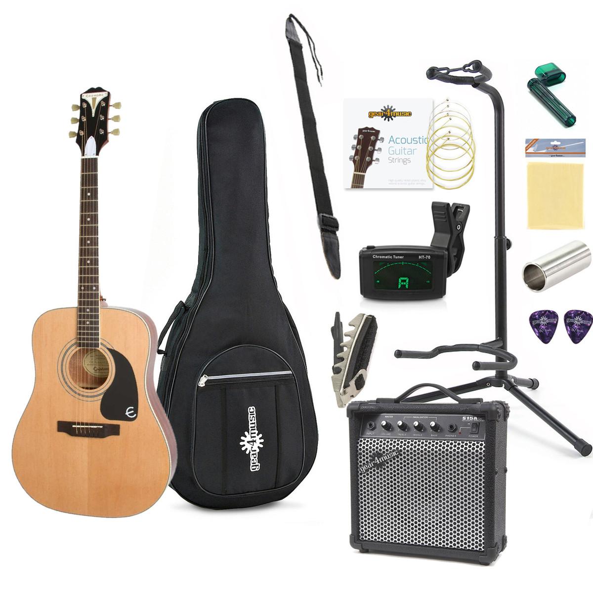 epiphone pro 1 ultra d butants guitare electro acoustique. Black Bedroom Furniture Sets. Home Design Ideas