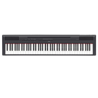 Yamaha P-115 Digital Piano, Black with Matching Stand