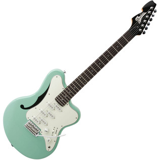 Italia Imola 6 Electric Guitar, Metallic Green