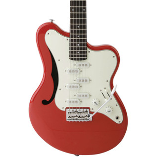 Italia Imola 6 Electric Guitar, Metallic Red