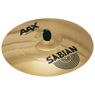 Sabian AAX 17'' Metal Crash Cymbal, Brilliant Finish