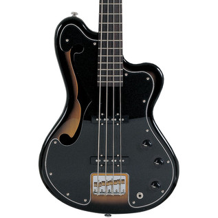 Italia Imola 4 Bass Guitar, Two Tone Sunburst