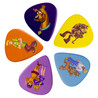 Scooby-Doo gitaar Plectrum Set