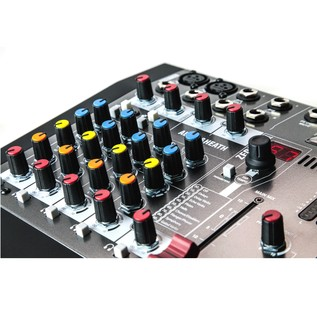 Allen and Heath Zed6fx