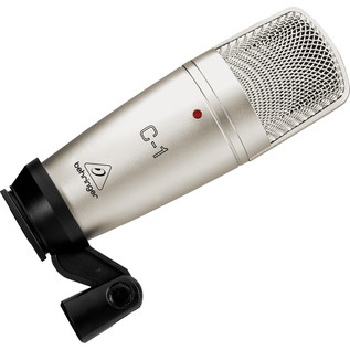 Behringer C-1 Condenser Microphone - Mic With Mount