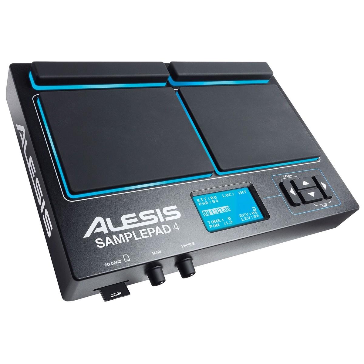 Image of Alesis SamplePad 4