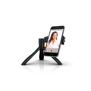 IK Multimedia iKlip Grip Stand Selfie-Stick with Bluetooth