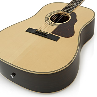 Silvertone 955 Acoustic Guitar, Natural