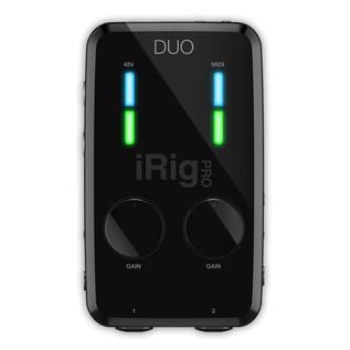 IK Multimedia iRig PRO Duo 2-Channel Interface