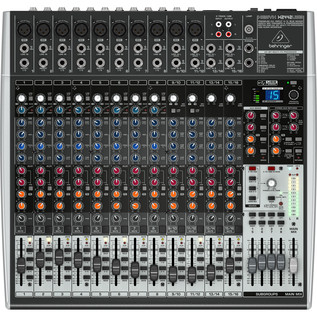 Behringer Xenyx X2442USB Mixer - Top View
