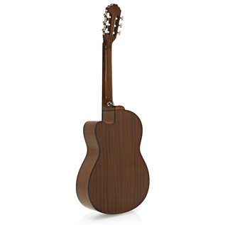 Greg Bennett CNG-1CE Electro Classical Guitar, Mahogany