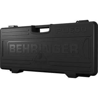 Behringer PB600 Pedal Board with PSU - Case