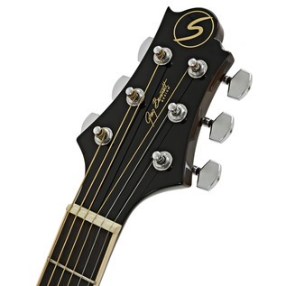 Greg Bennett D-2 Acoustic Guitar, Natural