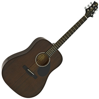 Greg Bennett D-1 Acoustic Guitar, Natural