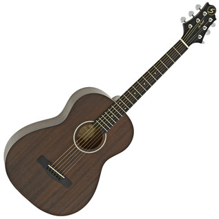 Greg Bennett ST6-1 34 Acoustic Guitar, Natural Satin