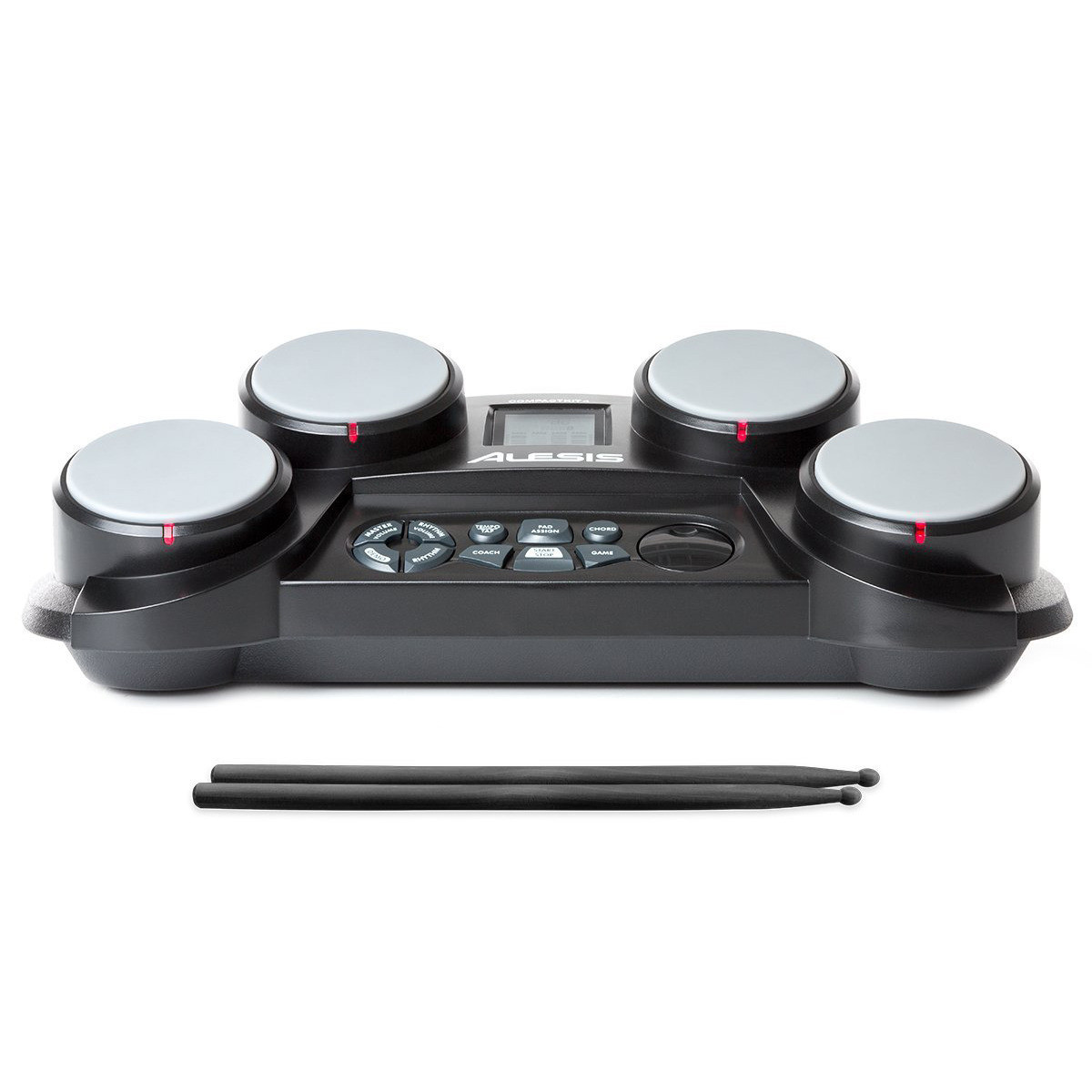 Pyle Electronic Table Drum Kit Top W 7 Pad Digital