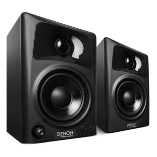 Denon DN-303S 3'' Active Multimedia Monitors, Pair