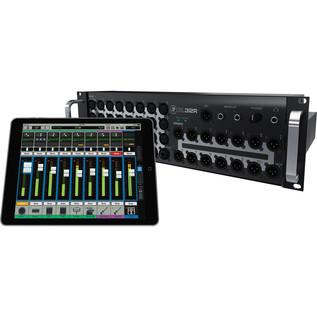 Mackie DL32R Wireless Digital Audio Mixer with Free iPad Air 16GB