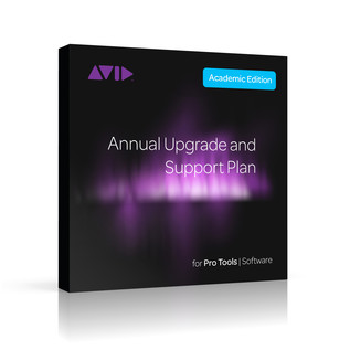 Avid Pro Tools Student/Teacher Upgrade & Support Plan
