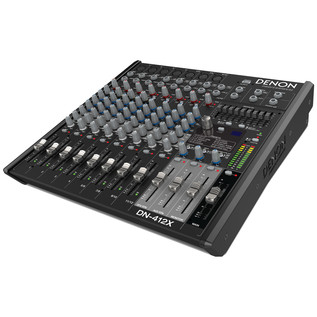 Denon DN-412X 12 Channel Audio Mixer