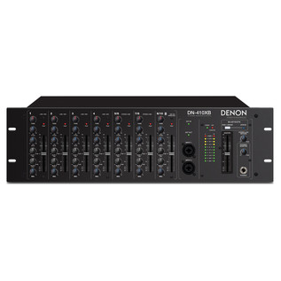 Denon DN-410XB Rack Mount Audio Mixer with Bluetooth