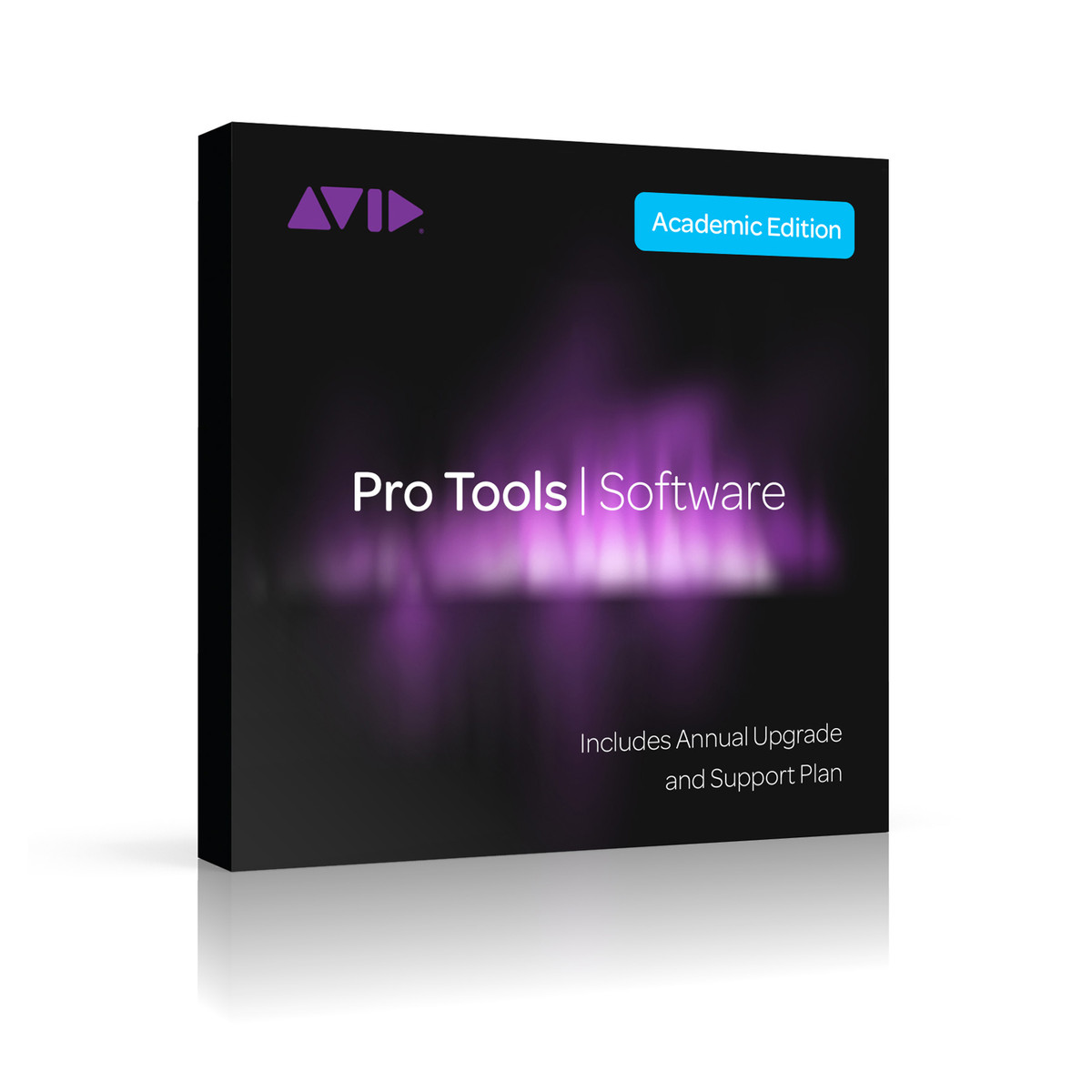 Image of Avid Pro Tools Student/Teacher with Annual Upgrade & Support Plan