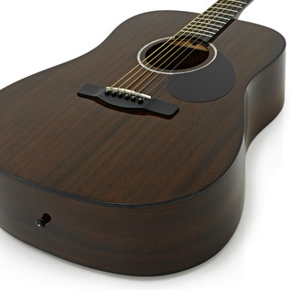 Greg Bennett D-1 Acoustic Guitar, Natural