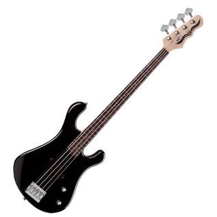 Dean Hillsboro 09 Bass Guitar, Classic Black
