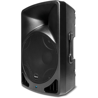 Alto TX1USB 600-Watt Active Speaker with Media Player - Side View
