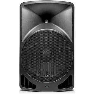 Alto TX1USB 600-Watt Active Speaker with Media Player - Front View