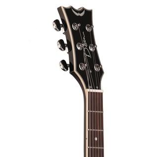 Dean Colt Semi-Hollow Body Guitar, Classic Black
