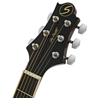 Greg Bennett GD-100RS Acoustic Guitar, Vintage Sunburst