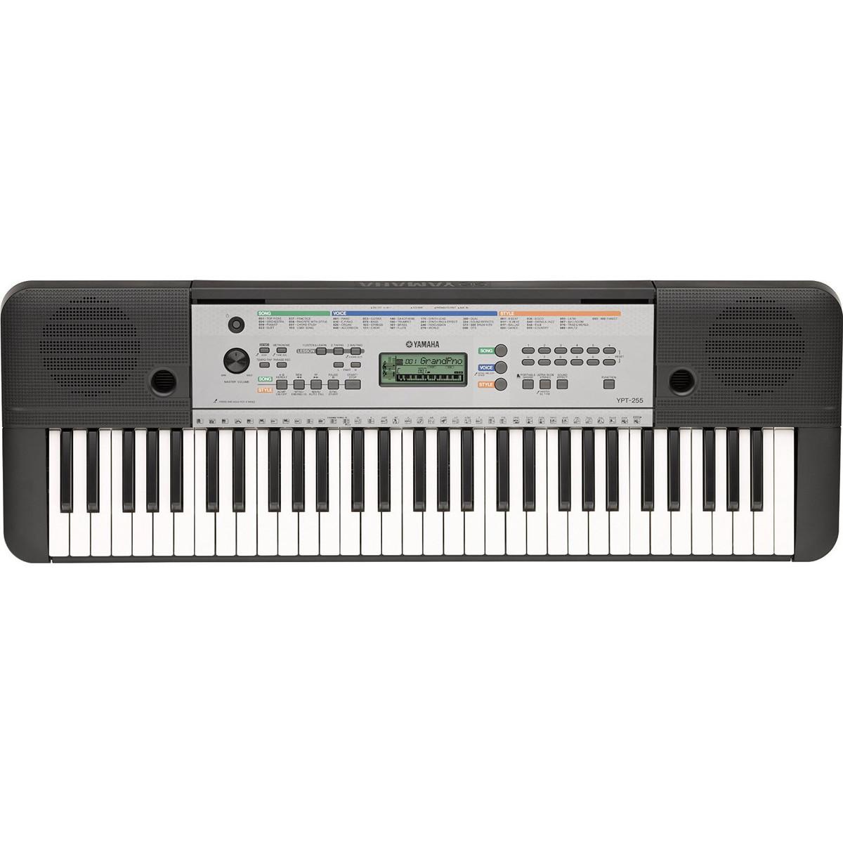 Yamaha Ypt    Key Keyboard Pack