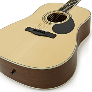 Greg Bennett GD-101S Acoustic Guitar, Natural
