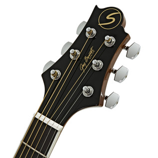 Greg Bennett GD-101S Acoustic Guitar, Natural
