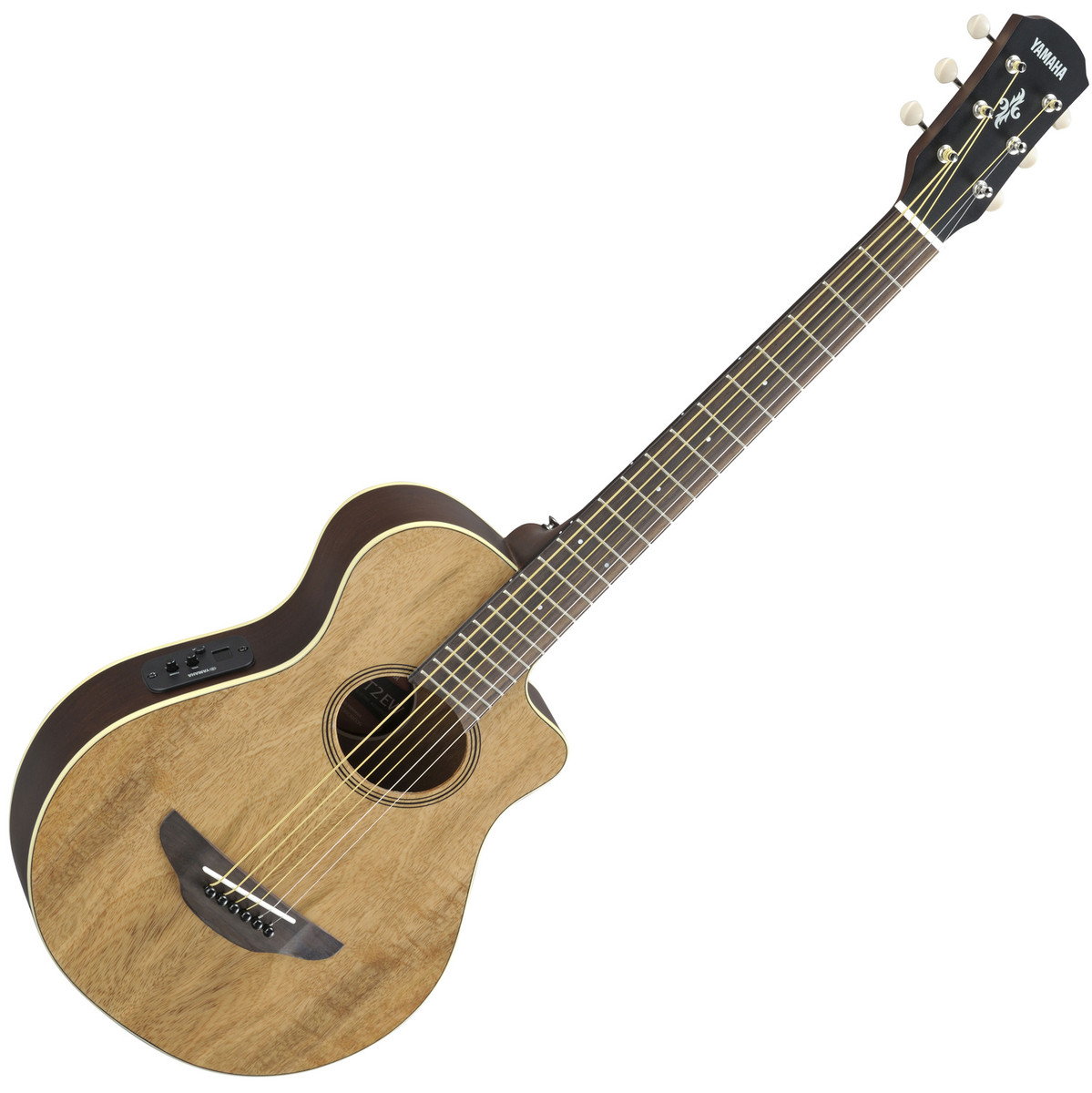 disc yamaha apxt2ew 3 4 electro acoustic guitar natural