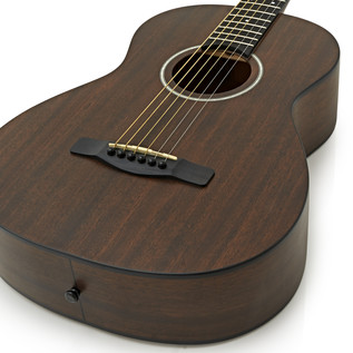 \Greg Bennett ST6-1 34 Acoustic Guitar, Natural Satin