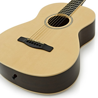 Greg Bennett ST6-2 34 Acoustic Guitar, Natural