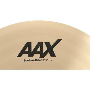 Sabian AAX 20'' Stadium Ride Cymbal, Brilliant Finish