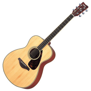 Yamaha FS720S NT Folk Size Acoustic Guitar, Natural