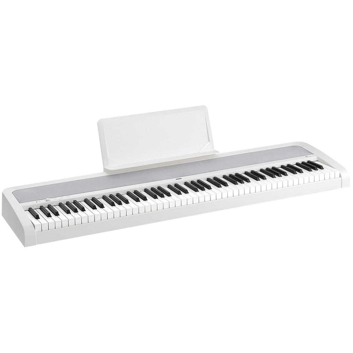 Image of Korg B1 Digital Piano White