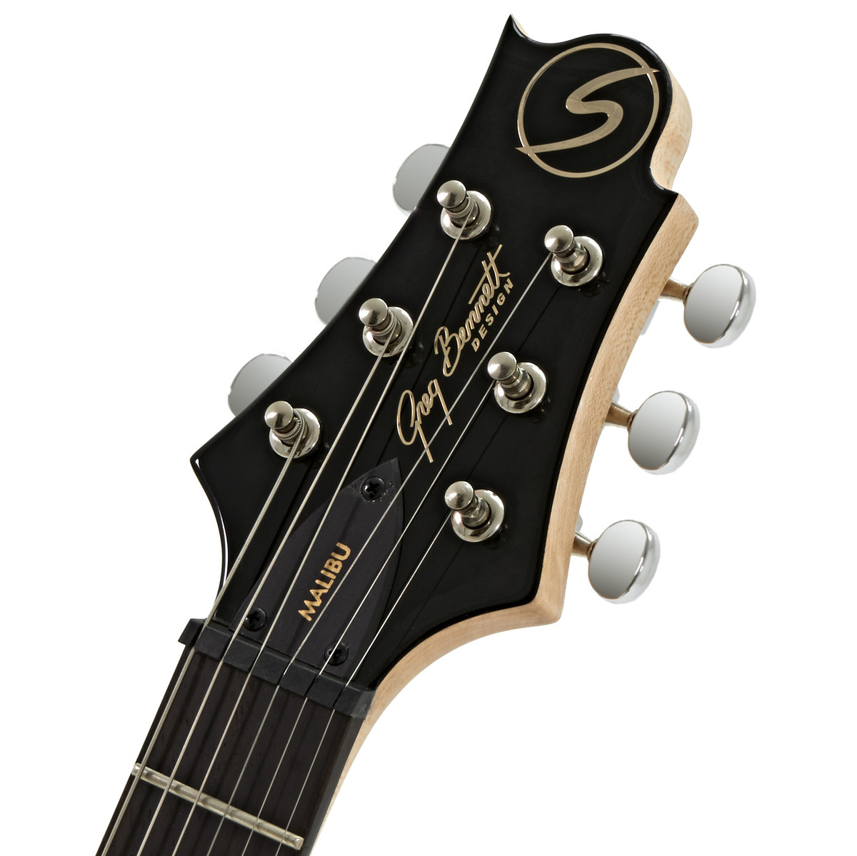 puis greg bennett malibu mmb 1 mini guitare lectrique rouge. Black Bedroom Furniture Sets. Home Design Ideas
