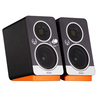 Eve Audio SC203 2-Way 3'' Active Monitors, Pair