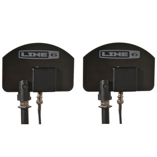 Line 6 P360 Omnidirectional Antenna, Pair